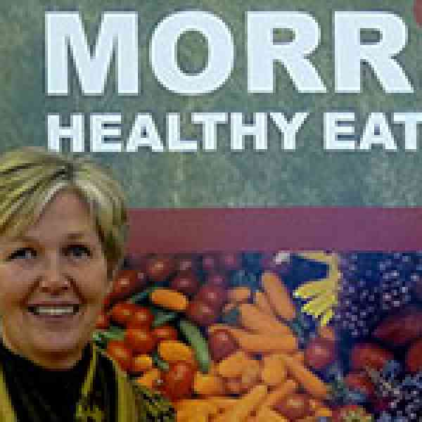 Mary Jo Forbord, Healthy Eating Coordinator